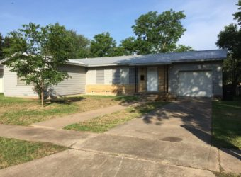 1806 S. 41st Temple, Tx 76504