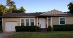 1821 S. 55th Temple, Tx 76504