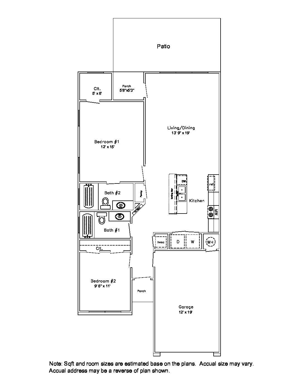 3216 Bordon Temple, Tx 76502