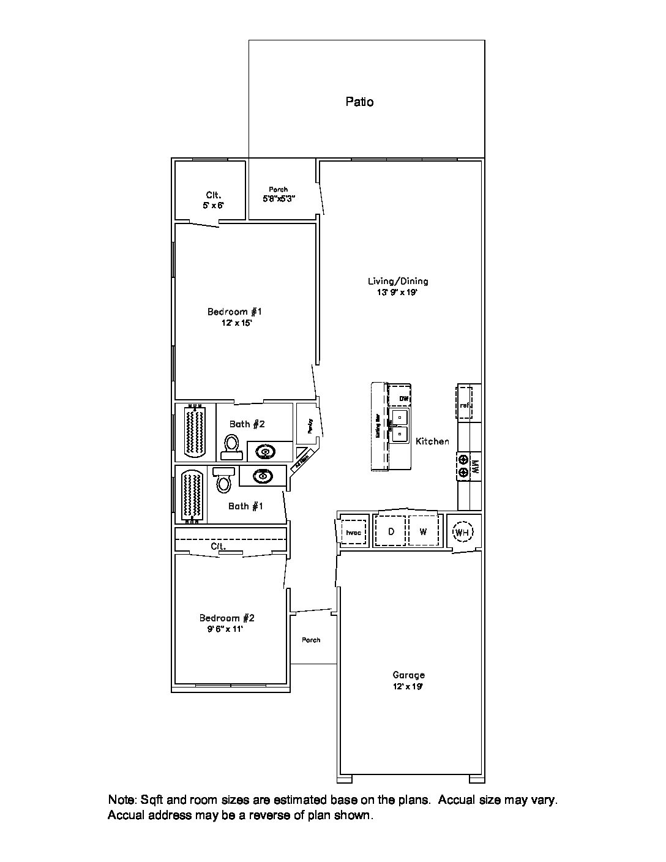 1327 (B) S. 39th Temple, Tx 76504