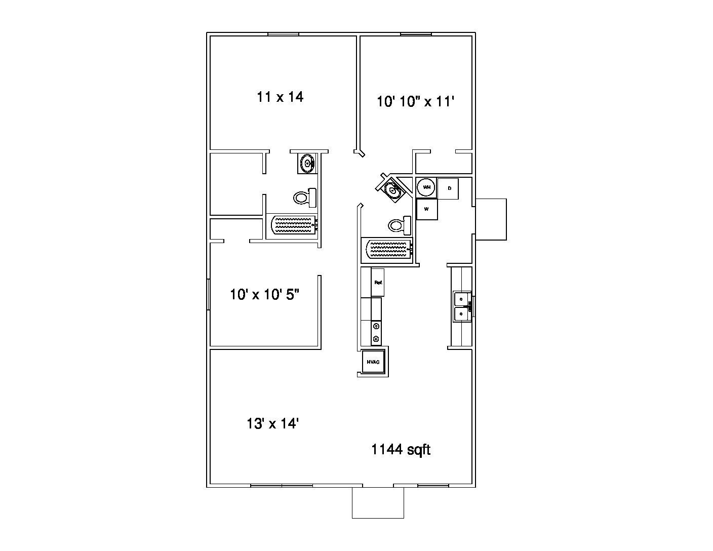 820 N. 14th Temple, Tx 76501